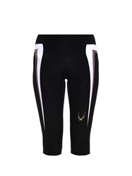 Lucas Hugh Molten Performance Capri Leggings