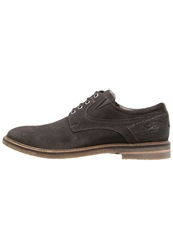 S.Oliver Casual Laceups Tan Brown