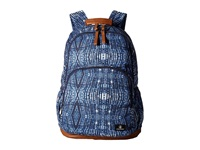 Volcom Fieldtrip Canvas Backpack Midnight Blue Backpack Bags