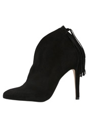 Wallis Mamis High Heeled Ankle Boots Black