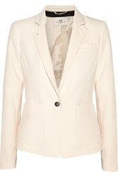 Day Birger Et Mikkelsen Stretch Crepe Blazer Cream