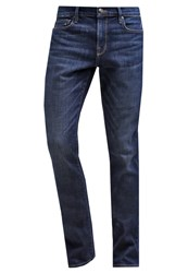 Frame Denim Straight Leg Jeans Niag Blue Denim