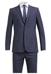 J. Lindeberg J.Lindeberg Hopper Slim Fit Suit Dark Navy Dark Blue