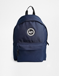 Hype Backpack In Navy