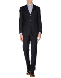 Aquascutum London Aquascutum Suits Dark Blue
