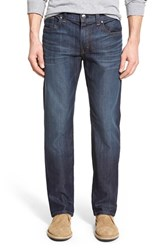 Men's Fidelity Denim '50 11' Straight Leg Jeans September Blue