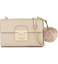 Aldo Chirade Shoulder Bag Taupe