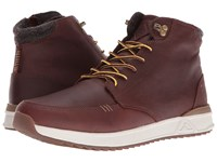 Reef Rover Hi Boot Brown Men's Lace Up Boots
