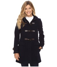Pendleton Toggle Coat Navy Women's Coat