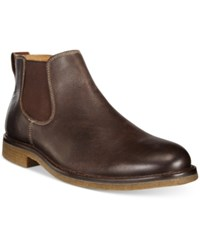 Johnston And Murphy Men's Copeland Gore Boots Men's Shoes Dark Brown