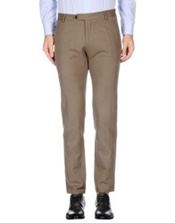 57 T Casual Pants Khaki