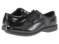 Bartole St. Bicycle Toe Oxford Black Men's Lace Up Bicycle Toe Shoes