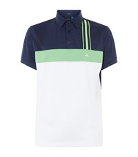 J. Lindeberg J.Lindeberg Daniel Golf Polo Shirt Male Purple