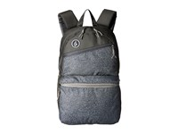 Volcom Academy Army Green Combo Backpack Bags Brown