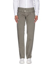 Richmond X Trousers Casual Trousers Men Military Green