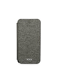 Tumi Folio Snap Case With Cover For Iphone 6 6S Earl Grey