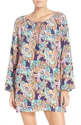 Women's Tommy Bahama Paisley Cover Up Tunic