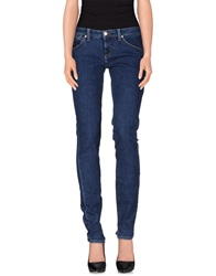 Nolita Denim Pants Blue