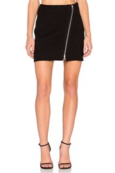 Joie Tyree Mini Skirt Black