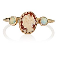 Julie Wolfe Women's Cameo Ring No Color