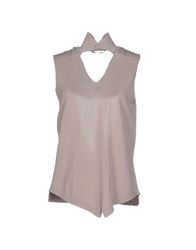 Terre Alte Tops Dove Grey