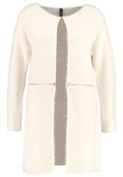 Soyaconcept Grit Cardigan Antique White Off White
