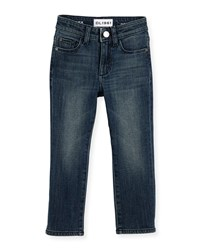 Dl Premium Denim Boys' Hawke Stretch Skinny Jeans Scabbard
