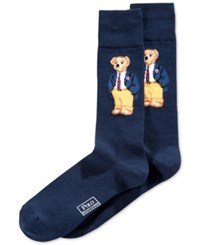 Polo Ralph Lauren Office Bear Socks