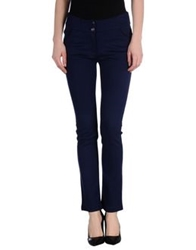 Renato Balestra Casual Pants Dark Blue