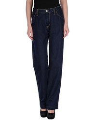 Gattinoni Denim Denim Trousers Women