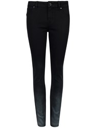 Ted Baker Ombray Ombre Skinny Jeans Black