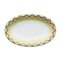 Missoni Home Margherita Oval Platter