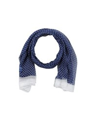 Tombolini Accessories Oblong Scarves Men Dark Blue