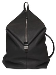 Bonastre Mono Strap Leather Backpack
