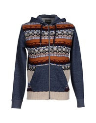 Desigual Sweatshirts Brown