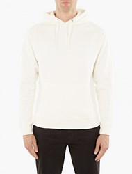 Saturdays Surf Nyc Ivory Cotton Ditch Hoodie