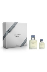 Dolcegabbana Beauty 'Light Blue Pour Homme' Eau De Toilette Set 139 Value