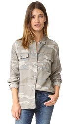 Rails Everett Camo Button Down Shirt