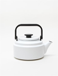 Saikai Kaico Coffee Pot White