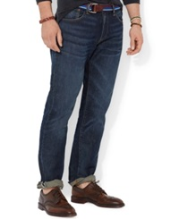 Polo Ralph Lauren Big And Tall Classic Fit Lightweight Morris Wash Jean
