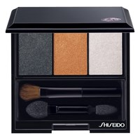 Shiseido Luminising Satin Eyeshadow Trio Fire