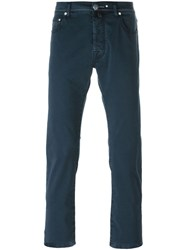 Jacob Cohen Stretch Slim Fit Jeans Blue