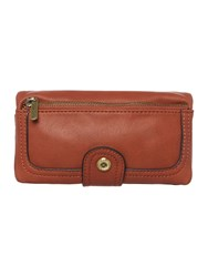 Ollie And Nic Libby Tan Zip Purse