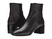 Michael Kors Erin Chocolate Tumbled Leather Women's Boots Brown