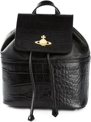 Vivienne Westwood Anglomania 'Beaufort 6767' Backpack Black