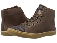 Blowfish Poug Chocolate Old Ranger Pu Brown Non Skid Women's Lace Up Boots