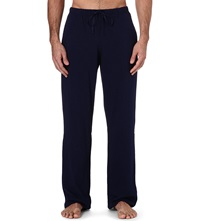 Ralph Lauren Embroidered Logo Lounge Trousers Relay Blue