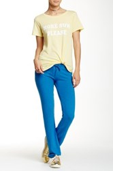 Wildfox Couture Classic Fox Sweatpant Blue