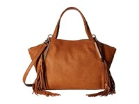 French Connection Bowie Satchel Nutmeg Satchel Handbags Brown