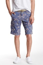 Mason Small Floral Cargo Short Multi